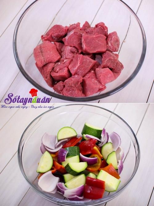 cách ướp thịt bò nướng, ướp thịt nướng