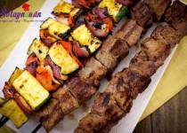 Cách ướp thịt bò nướng thơm ngon