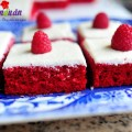 bánh quy, cách làm bánh bông lanh kem đón giáng sinh - Tiệc Noel