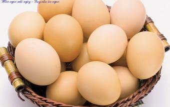 mẹo vặt, mẹo vặt hay với trứng, bí quyết nấu ăn từ trứng