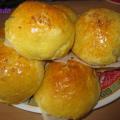 bánh in nhân đậu xanh, tự làm bánh mì ngọt cho bữa sáng nhanh gọn