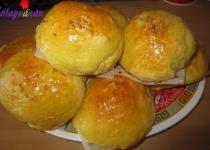 Tự làm bánh mì ngọt cho bữa sáng