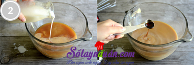 béo ngậy smoothie kem dừa kiểu thái 2