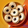 bánh quy, bánh quy mắt mèo ngon miệng món ngon mỗi ngày