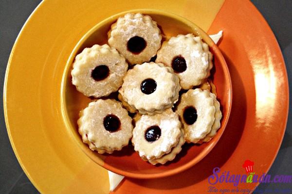 Học làm bánh quy mắt mèo ngon miệng- Sổ tay nấu ăn | Món ngon mỗi ngày