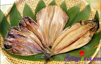mẹo vặt, Mẹo vặt làm giảm độ mặn cá khô
