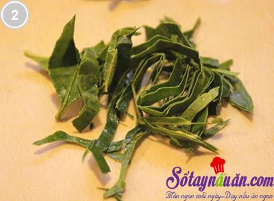 Ốc hương xào tỏi ớt lá chanh thơm lừng 2