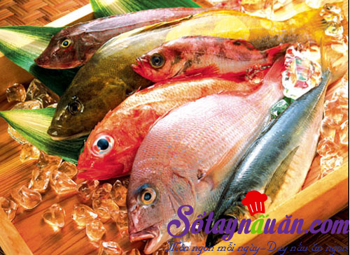 Bí quyết giữ cá tươi mà không tanh 1