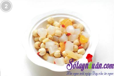 Cách làm thạch trái cây ngọt mát 2