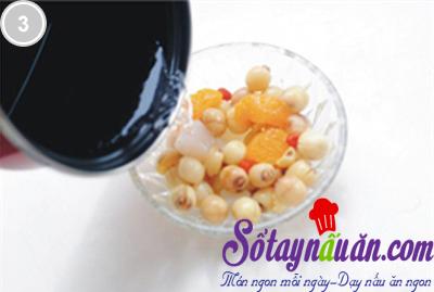 Cách làm thạch trái cây ngọt mát 3