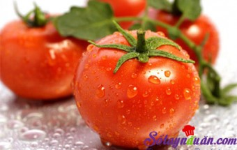 mẹo vặt hay, Chọn cà chua ngon không khó