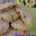 cách làm bánh chocolate hạnh nhân, Cookie chocolate chip giòn tan