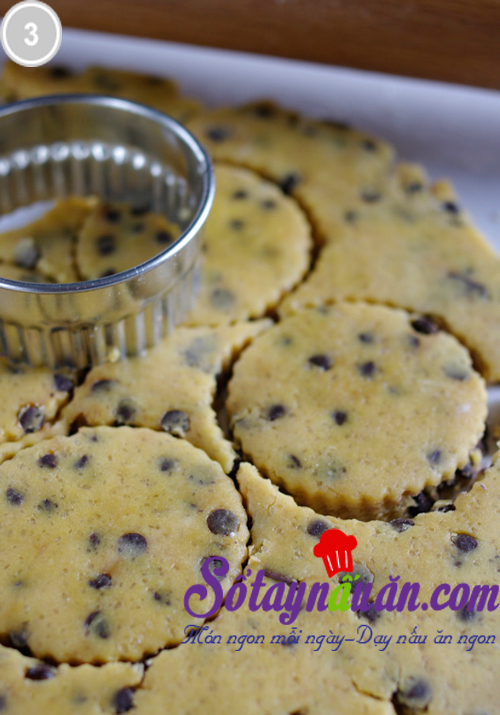 Cookie chocolate chip giòn tan 3