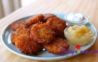 Nấu ăn món ngon mỗi ngày với Khoai tây, Cực ngon khoai tây chiên giòn mới lạ