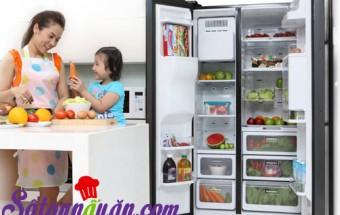 , Đánh tan mùi khó chịu trong tủ lạnh 1