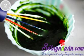 Lạ miệng kem trà xanh Nhật Bản 2