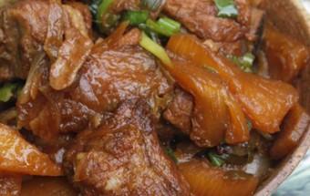 Nấu ăn món ngon mỗi ngày với Dứa, Sườn kho dứa đưa cơm