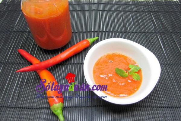 Tự làm tương ớt sạch tại nhà - Sổ tay nấu ăn|Dạy nấu ăn ngon|Nấu ăn