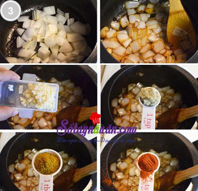 Bò hầm cà ri nước cốt dừa 3