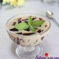 thạch dâu tây, Cách làm thạch cà phê