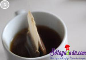 Cách làm trà cam táo 3