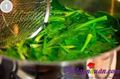 Cải trộn chua ngọt 1