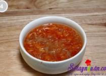 Nộm sứa chua ngọt