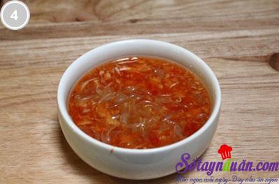 Nộm sứa chua ngọt 4