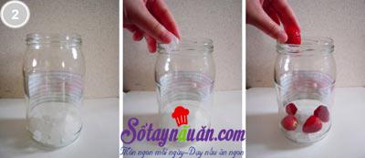 Nước dâu tây chua ngọt 2