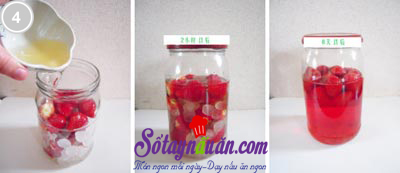 Nước dâu tây chua ngọt 4
