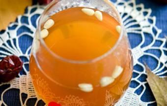 Làm đồ uống, Nước lê táo đỏ giảm cân