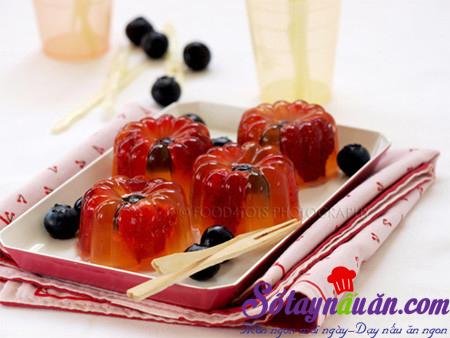 Thạch trái cây ngon miệng