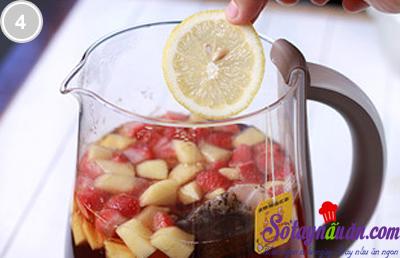 Thanh mát trà trái cây 4
