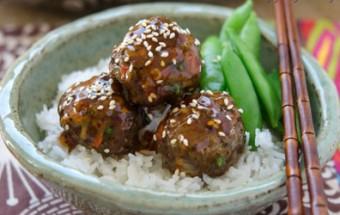 Nấu ăn món ngon mỗi ngày với Thịt bò băm, Thịt bò viên sốt xì dầu