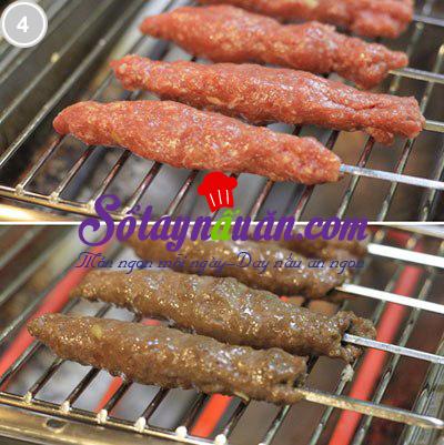 Bán thịt bò xay dùng làm hamburger, mì ý, bò lá lốt, xíu mại, canh, nướng, nấu mì…. - 3