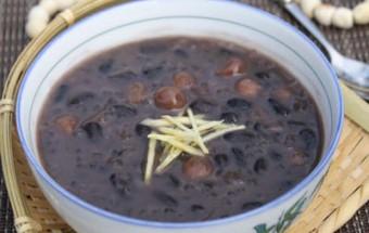 Nấu ăn món ngon mỗi ngày với Đậu đen, Chè hạt sen đậu đen