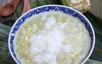 Nấu ăn món ngon mỗi ngày với Bột bắp, Chè ngô dễ làm