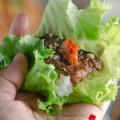 chả tôm, Sườn nướng Hàn Quốc