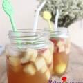 trà trái cây, Trà táo mật ong