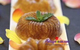 Nấu ăn món ngon mỗi ngày với Bột bắp, Bánh khoai mì nướng
