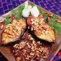 cách làm canh thịt nấm, Cá thu sốt me