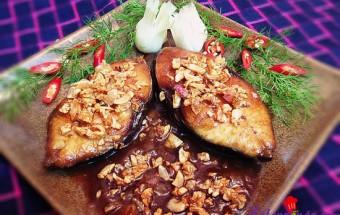 Nấu ăn món ngon mỗi ngày với Cá thu, Cá thu sốt me