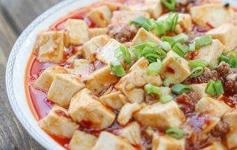 Nấu ăn món ngon mỗi ngày với Thịt nạc xay, Đậu phụ Tứ Xuyên