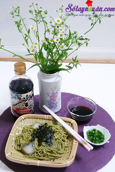 Giải nhiệt mỳ lạnh Nhật Bản