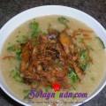 thịt hấp bắp cải, cháo lươn thơm ngon bổ dưỡng