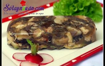 Nấu ăn món ngon mỗi ngày với Thịt chân giò,