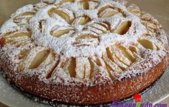 Nấu ăn món ngon mỗi ngày với Đường cát trắng, Cách làm bánh táo nở hoa cực dễ