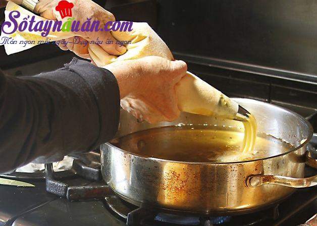 Cách làm bánh churros Tây Ban Nha