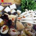 cá chép nấu đậu phụ, Lẩu gà dừa xiêm cho mùa đông lạnh