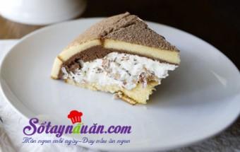 Nấu ăn món ngon mỗi ngày với Whipping Cream, làm bánh chocolate hạnh nhân 11